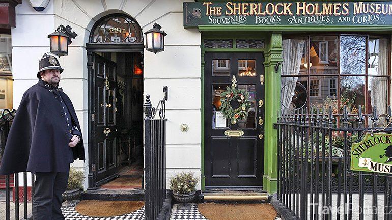 Muzeum Sherlocka Holmese