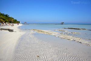 pláž Santa Lucía