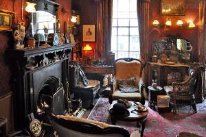 Sherlockův pokoj