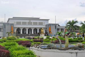muzeum v Tenggarongu