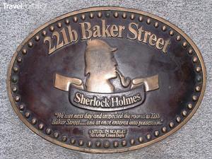 Muzeum Sherlocka Holmese číslo popisné