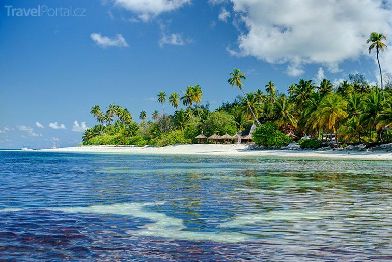 Desroches Seychelské ostrovy