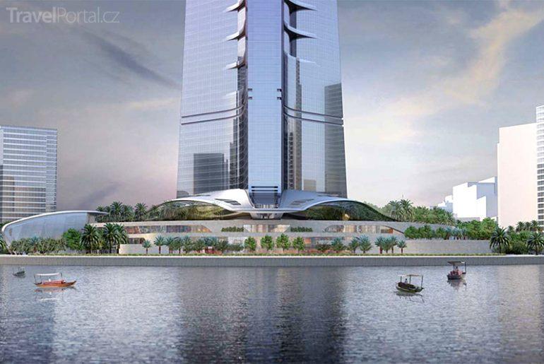 nejvyšší budova světa vizualizace