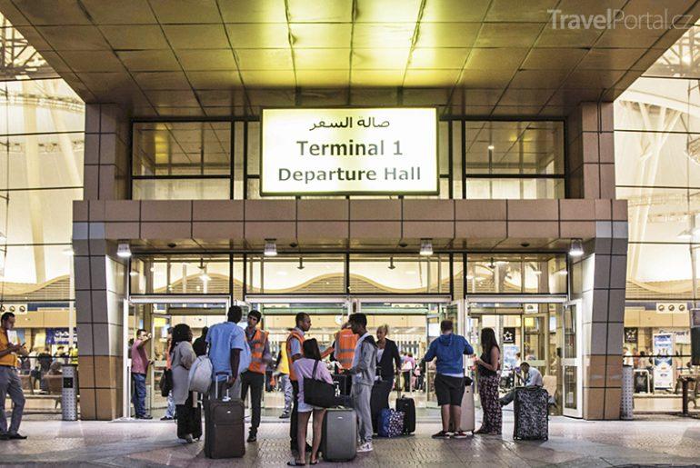 Egypt posílil bezpečnost na svých letištích