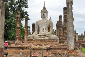 Buddha Sukhothai