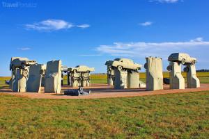Carhenge v Nebrasce