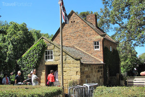 dům Cooks Cottage