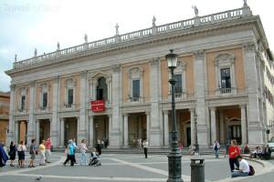 Palazzo dei Conservatori zvenčí