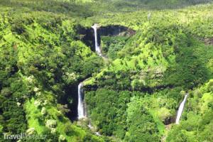 vnitrozemí ostrova Kauai