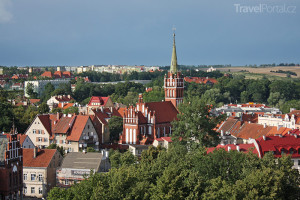 Kętrzyn Polsko