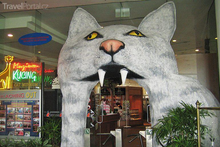 muzeum koček vchod