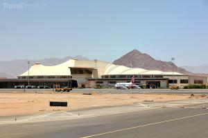 etiště v Sharm El Sheikhu