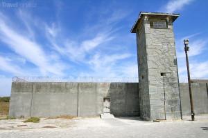 věznice na Robben Island