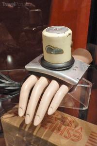 exemplář Muzea vibrátorů