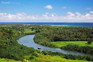 řeka Wailua