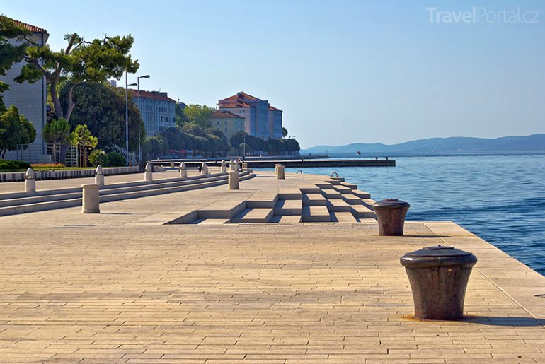 Morske orgulje Zadar