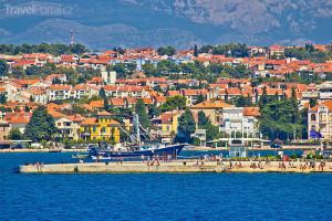 Mořské varhany Zadar