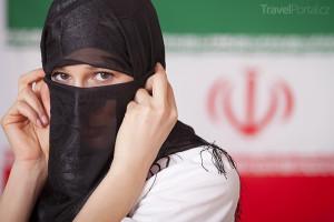 íránská dívka
