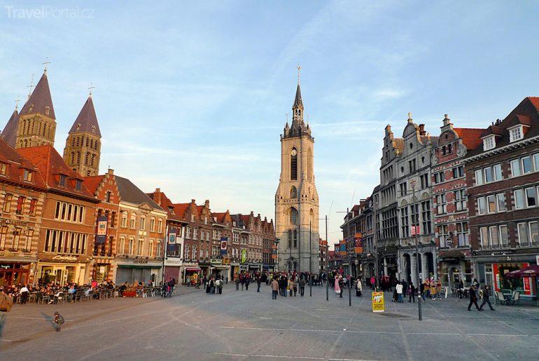 náměstí v Tournai