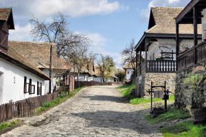 vesnice Hollókő
