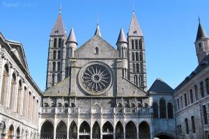 katedrála Notre-Dame v Tournai