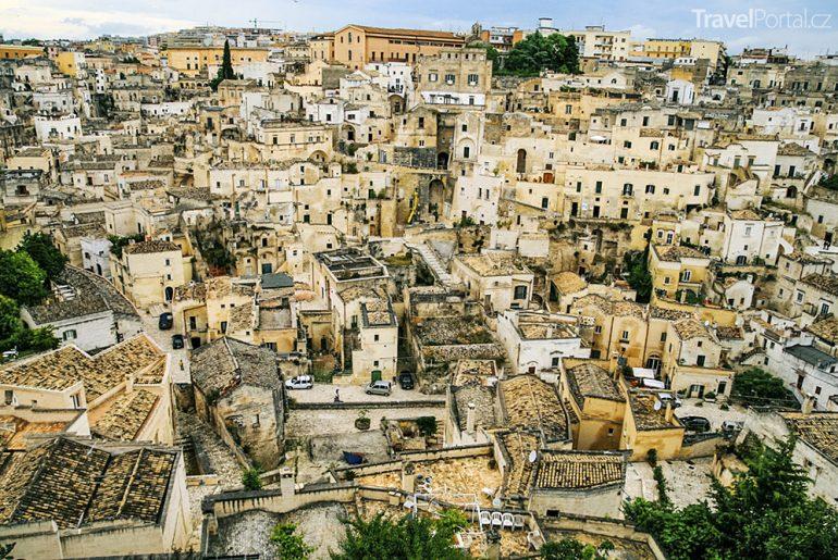 město Matera