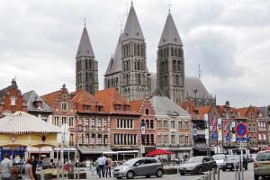 centrum města Tournai