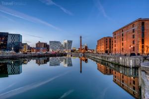 Albertův dok v Liverpoolu