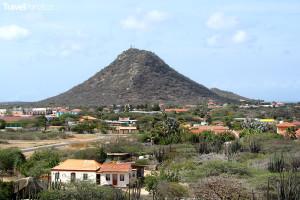 vulkanický útvar Hooiberg