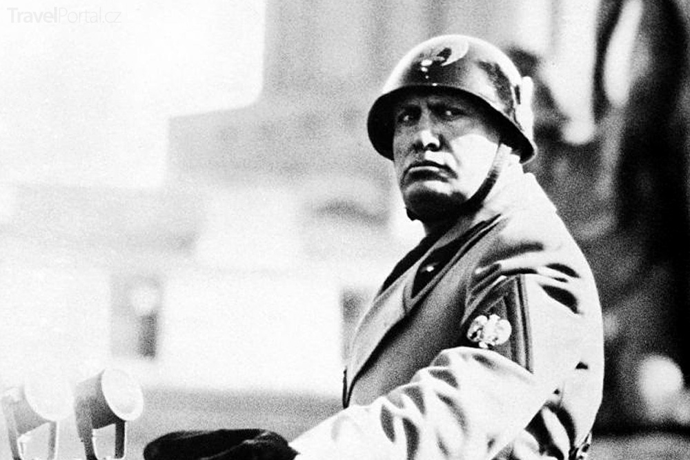 a biography of benito mussolini an italian leader during second world war 1940 dux benito mussolini post card — supreme leader benito mussolini as a socialist during his was against italy's entry into the first world war.