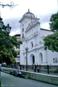 katedrála v Caracasu