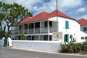 Národní muzeum ve městě Cockburn Town