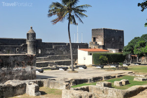 pevnost Fort Jesus