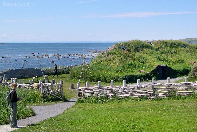 Zátoka medúz neboli L'Anse aux Meadows