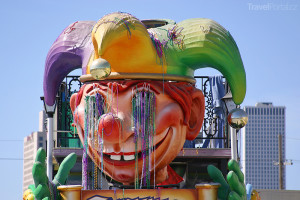 slavnost Mardi Gras