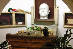 Predappio je rodištěm Benita Mussoliniho