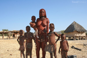 původní obyvatelé Namibie