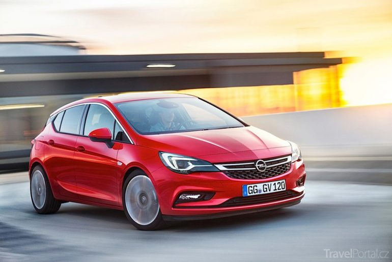 Auto roku 2016: Opel Astra