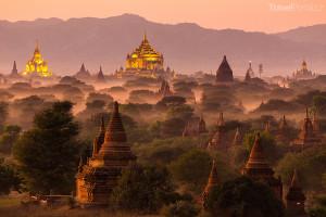 Barma a její pagody