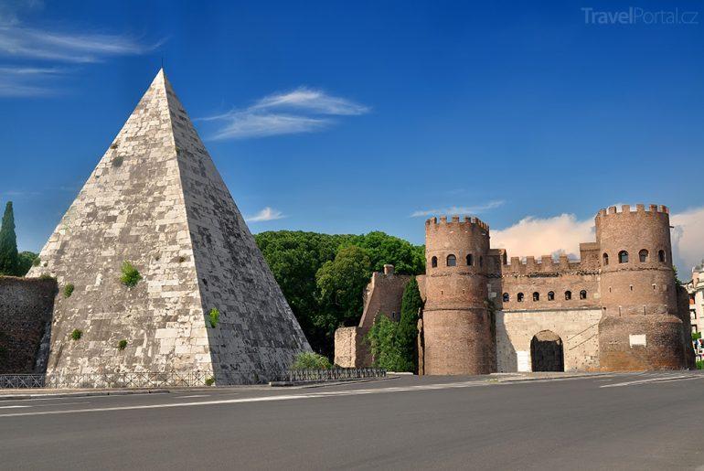 Cestiova pyramida