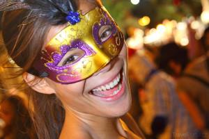 karneval v Santa Cruz
