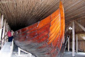 loď Snorri