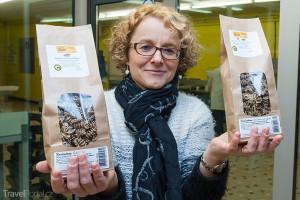 Stephanie Richardová a její těstoviny z hmyzu