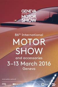 Autosalon Ženeva 2016