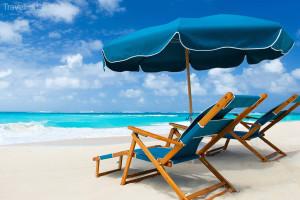 pláž na Turks a Caicos