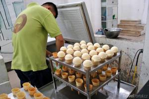 zmrzlinář ve Vietnamu