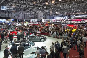 Autosalon Ženeva 2016 se blíží