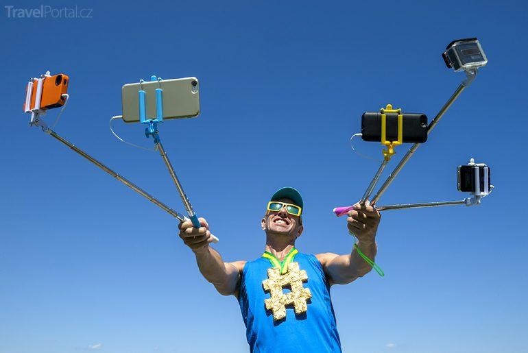 selfie maniak