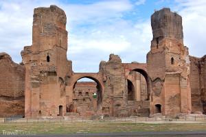Caracallovy lázně
