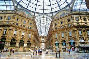 Galerie Viktora Emanuela II. v Miláně